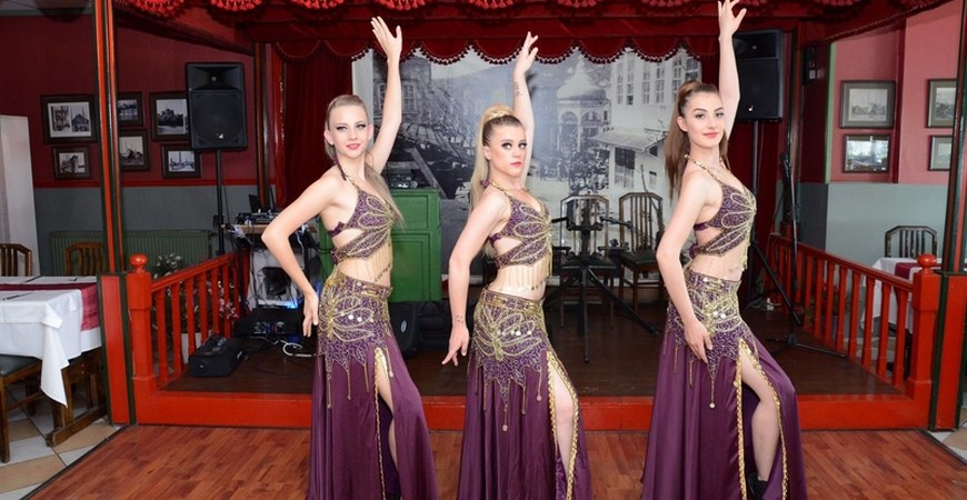 New Years Istanbul Pasha Night Show