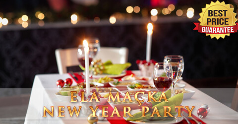 Ela Maçka New Year Party