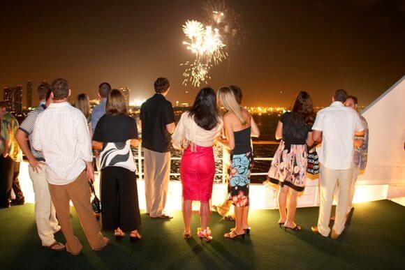 New Year Cruise on the Bosphorus