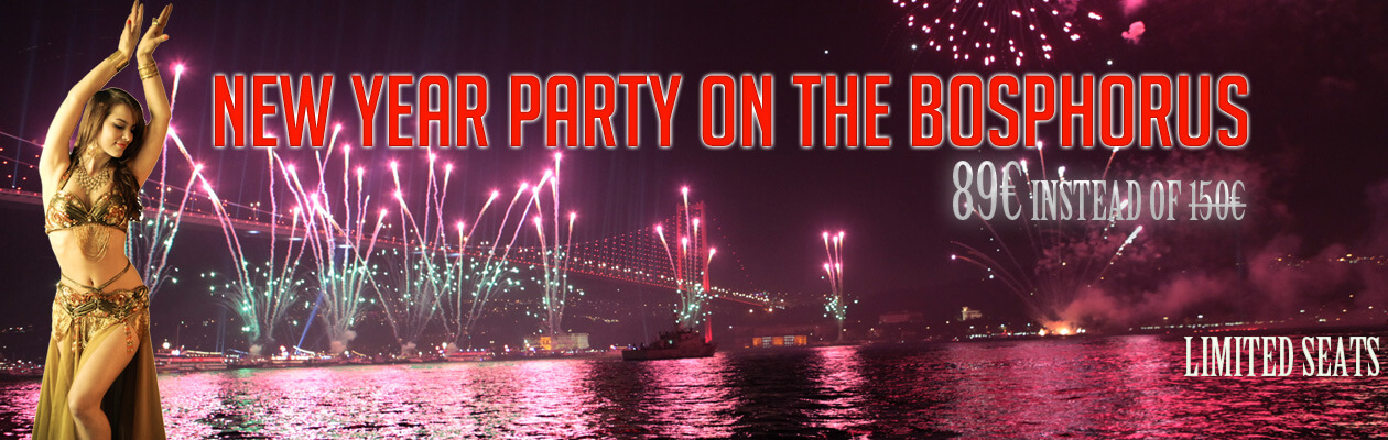 New Year Party on the Bosphorus