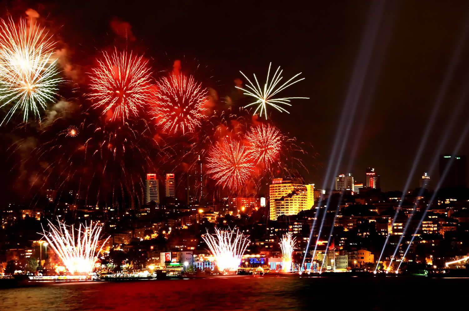 Istanbul New Year